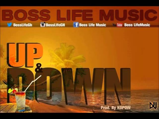 BOSS LIFE - UP & DOWN (AUDIO)