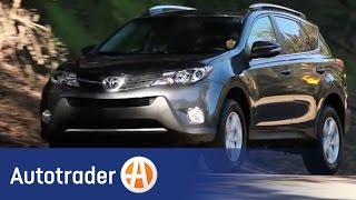 Is The 2013 Toyota RAV4 Better Off-Road? 2013 Toyota
