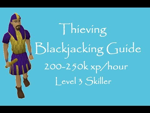 Blackjack thieving 07