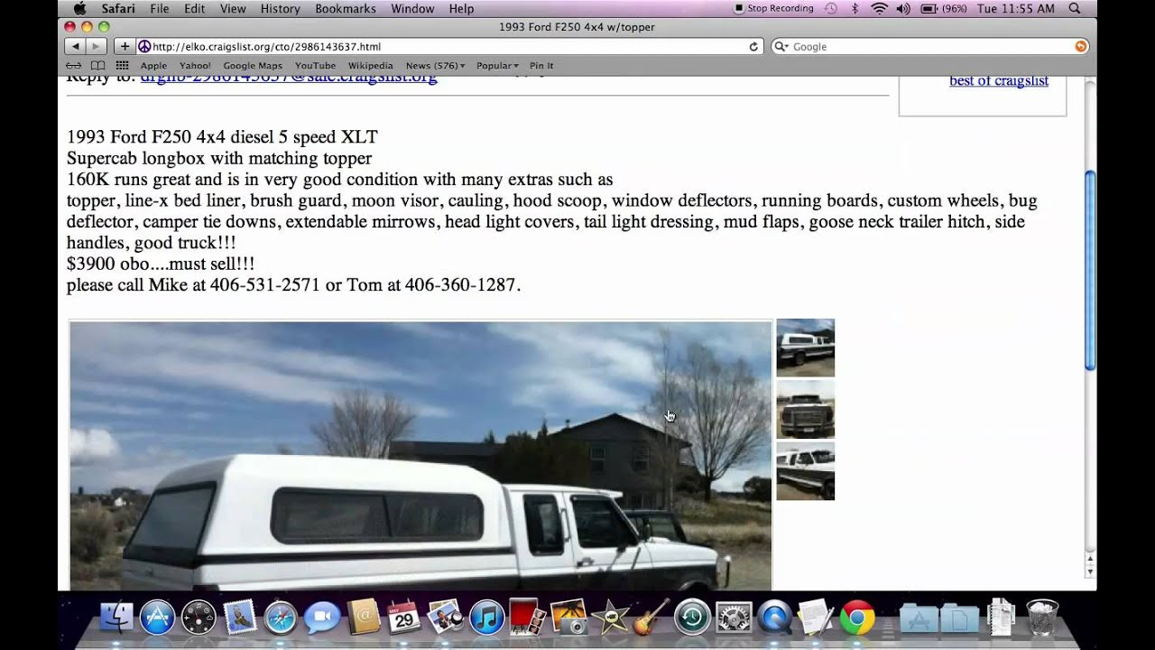 Craigslist Elko Nevada - Used Cars and Trucks for Sale by ...