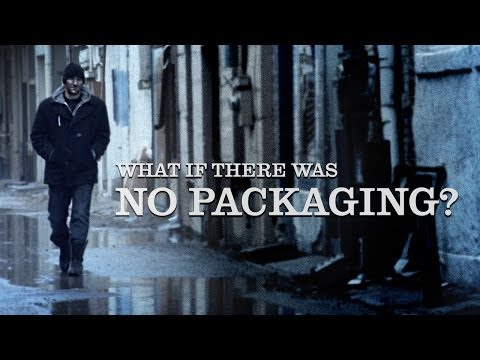 What if there was no packaging?
