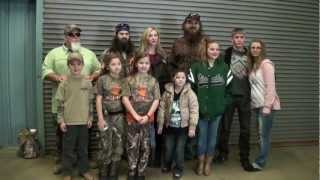 All comments on Outdoor Kids meet Duck Dynasty - YouTube