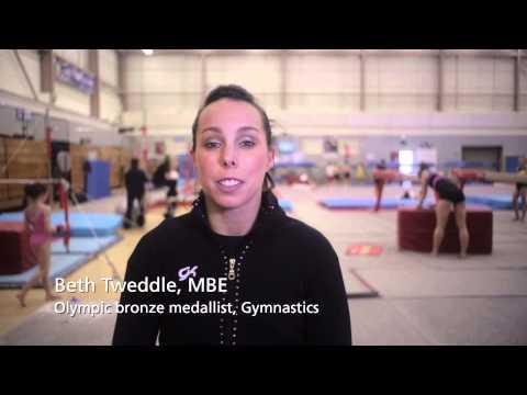 GSK-Scientists in Sport: Olympic bronze medallist Beth Tweddle on science in sport