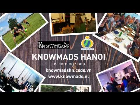 Knowmads Hanoi coming soon!!