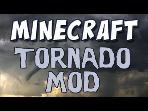 Minecraft - Tornado Mod Spotlight