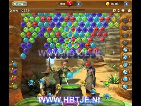 Bubble Witch Saga level 120