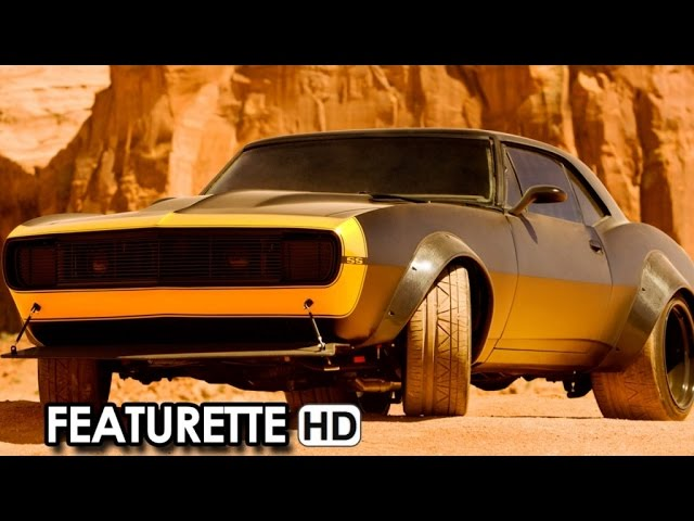 Transformers 4 - L'Era dell'Estinzione Featurette 'Le nuove auto di Transformers 4' (2014) HD