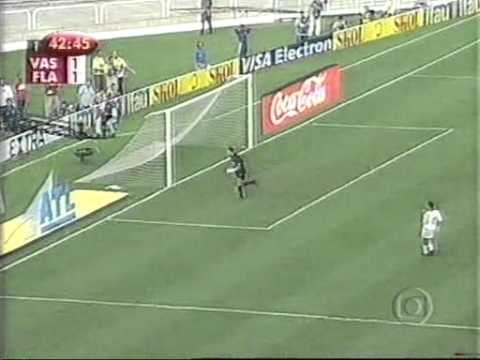 CARIOCA 2001 - Vasco 1 x 3 Flamengo - JOGO COMPLETO!
