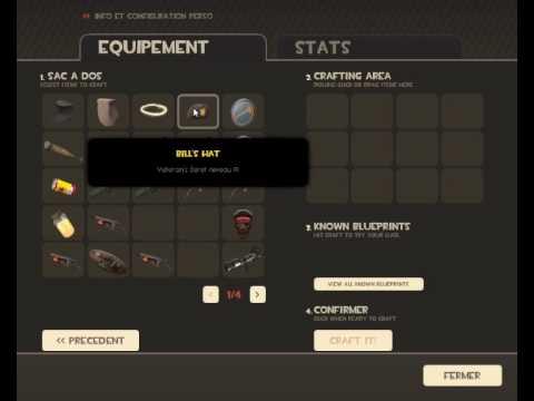 Team Fortress 2 - WAR ! - CRAFTING