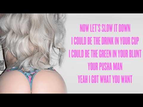Lady Gaga - Do What U Want feat. R. Kelly (Lyric Video)