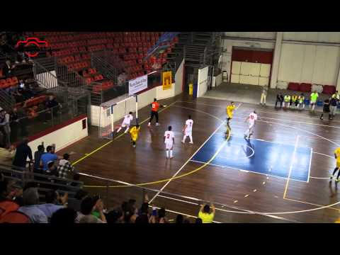 Finale Andata Coppa Italia, Futura - Angelana 7-1