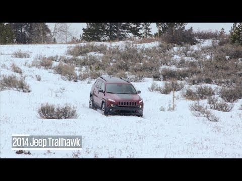 SPONSORED BY JEEP: Jackson Hole SUV Challenge - All-Weather Capability Challenge