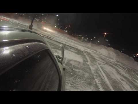JDM VERSION 4 SUBARU WRX STI PLAYIN IN THE SNOW IN HALIFAX 902 PRODUCT