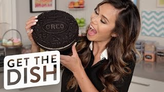How to Make a Giant Oreo Cookie | Eat the Trend