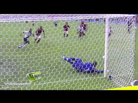 Gols - Flamengo 2 x 3 Vasco - Carioca 2012 - 22/04/2012 - Band HD