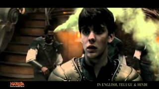 Telugu Trailer The Chronicles Of Narnia- The Voyage Of