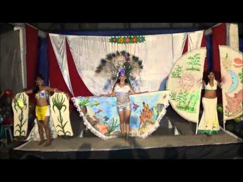 Pasarela de Traje Regional Flor mas Bella Corral de Piedra 2013 Ediciones Moreno