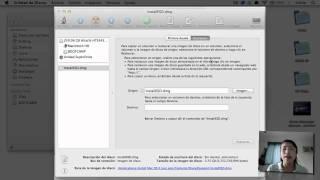 Como Hacer Una Copia De Mac OS X Lion En Un DVD