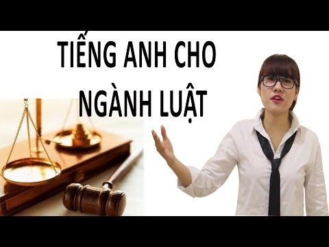 [OFFICIAL MV] - Tiếng Anh cho ngành luật (X-Team)