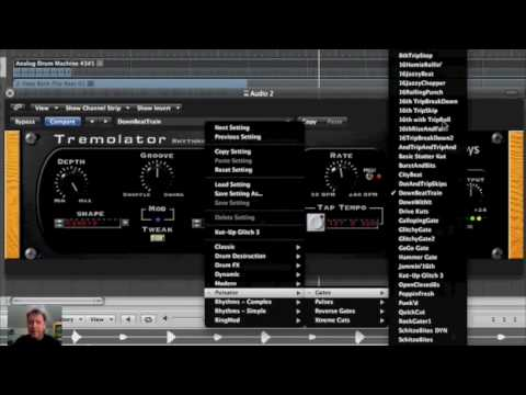 Getting Rhythmic with SoundToys Plug-ins