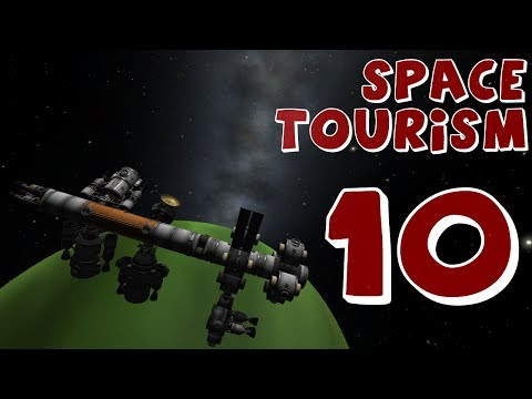 Space Tourism - Episode 10 (Kerbal Space Program)