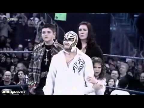 CM Punk vs Rey Mysterio WrestleMania 26  Promo