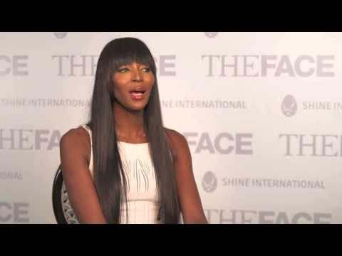 Interview with Naomi Campbell: