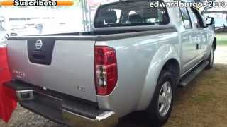 2013 Nissan Navara LE Modelo 2013 Al 2014 Video Review