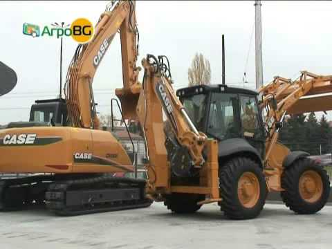 Titan Machinery Bulgaria участва с презентация в...