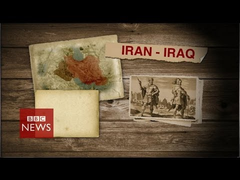 In 90 seconds: Iran & Iraq: An ancient rivalry - BBC News