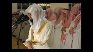 دعاء مؤثر للشيخ القارئ ناصر القطامي في رمضان