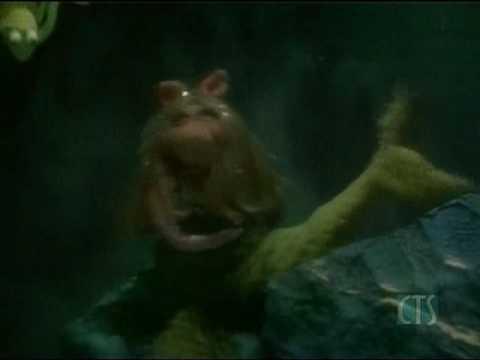 Muppet Show Kermit And Robin Octopus 39 Garden S3e12