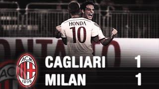 Cagliari-Milan 1-1 Highlights | AC Milan Official