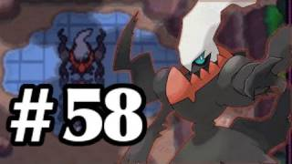 Let's Play Pokemon: Platinum Part 58 DARKRAI