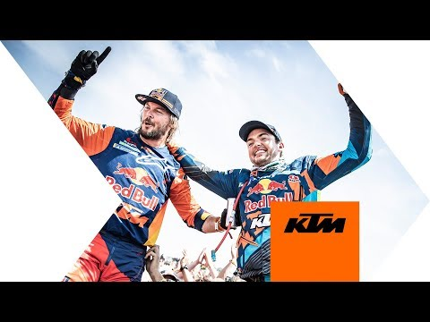 KTM Factory Racing 2019 Dakar Rally review | KTM