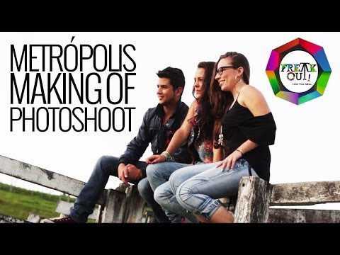 Thumbnail of video Making Of Metrópolis (Photoshoot) / Sonsón TV