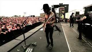 2014 Rockstar Energy Drink UPROAR Festival - Buckcherry