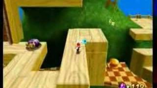 Video Análise Super Mario Galaxy WII UOL JOGOS