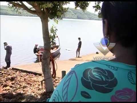 Bombeiros encontram corpo de jogador na represa de Miranda