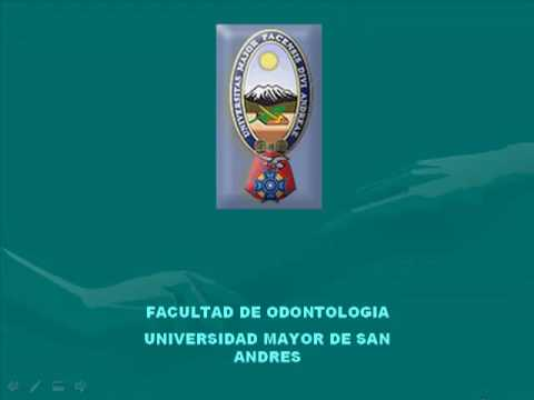 ODONTOLOGIA-UMSA  POSTGRADO( ESPECIALIDAD EN ORTODONCIA Y ORTOPEDIA DENTO MAXILO FACIAL)