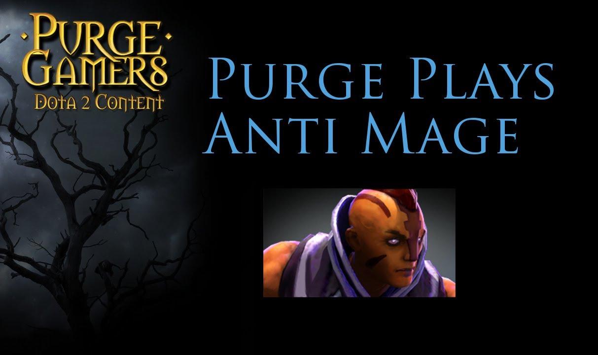 Purge Gamers Dota 2