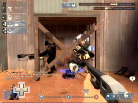 Баги Team Fortress 2