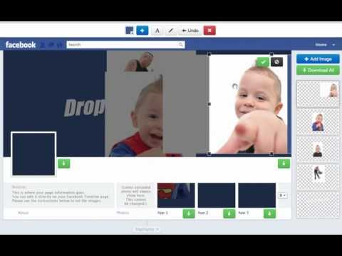 Facebook Timeline Cover Slicer Pro App