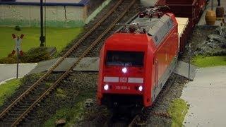 Sammler- und Hobbywelt Buseck mit Modellbahnanlagen von LGB, Märklin und Spur 0