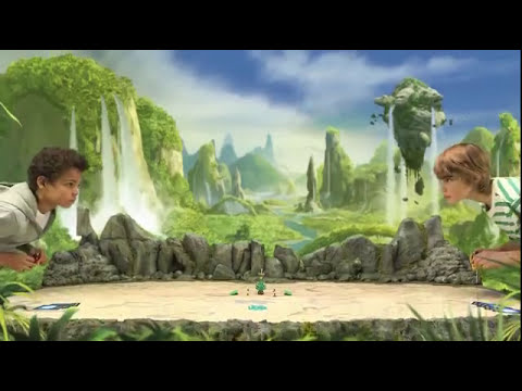 Lego Legends of Chima - Chi Battle Speedorz Commercial