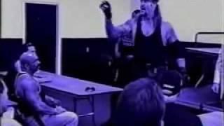 Booker-T & Rhyno Vs. Kurt Angle & Stone Cold [2001] [Part 1]