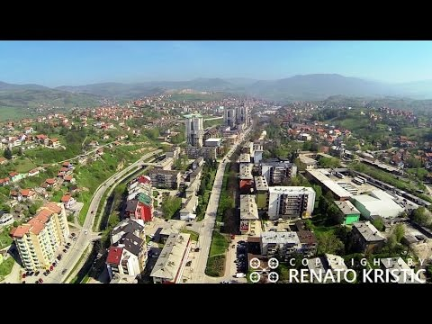 Kakanj   Zračni snimci   2014 (1080p)