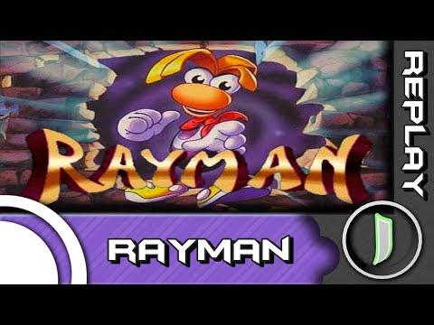 Relembre sua infância - Rayman
