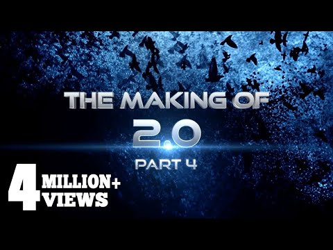 Making of 2.0 - Part 4 - Rajinikanth, Akshay Kumar : Shankar : A.R. Rahman : Lyca Productions