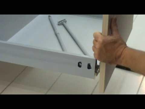 alke montagehandleiding monteren en demonteren ladefront
